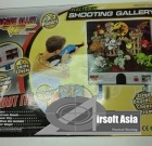 Electronic Shooting Gallery