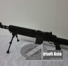 Weighted M14 with Telescopic Bipod