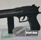 Evenly Weighted Desert Eagle (Matte Black)