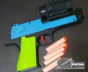 Desert Eagle with Foam Darts